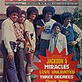 The jackson 5 in africa - blues & soul - 12 mars 1974