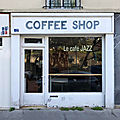 <b>Coffee</b> Jazz, Café Shop