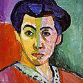 La raie verte, portrait de madame matisse