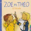 Zoé et Théo à l'école