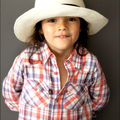 Another little cowgirl ... <b>ANTIK</b> <b>BATIK</b> Kids