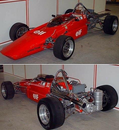 Martini proto MK 9A - 1972