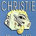 Mort sur le Nil ❉❉❉ Agatha Christie