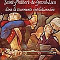 St-philbert-de-grand-lieu dans la tourmente révolutionnaire