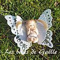 966 - petite fée blanche ( vendu )