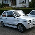 Fiat 126 650 custom abarth