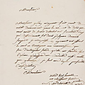 Des lettre