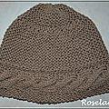 Roselaine Adriafil bonnet