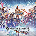 Test de Granblue Fantasy <b>Versus</b> - Jeu Video Giga France