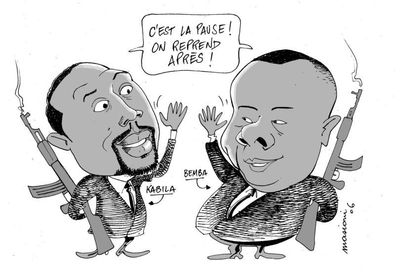 999 Kabila -Bemba Bak