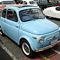 <b>Fiat</b> Nuova <b>500</b> 1957-1960