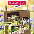 Catalogue - printemps 2017