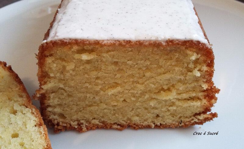 Cake vanille PH 5