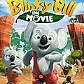 « Blinky Bill » est un <b>film</b> <b>d</b>'<b>animation</b> sur l'appli Android PlayVOD