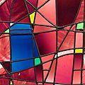 Le vitrail contemporain au palais de chaillot