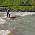 Saint-Clément (05) Mai 2016 - vague du bas