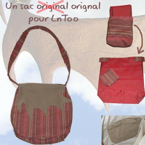 Le sac pour LnToo de Planète Couture