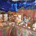 Crèche de Noël 2009