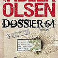 dossier 64 – jussi adler olsen