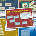 Jeux de lettres interactifs