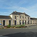 La gare de Mezidon - Canon (14)