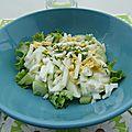 Salade fraîcheur et minceur