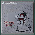 Enveloppes de Noël - Les dernières