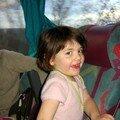 Juliette, 3 ans et déjà un sacré caractère!!!