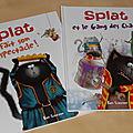 <b>Splat</b> est revenu !
