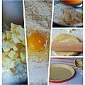 Quiche <b>épinards</b>-ricotta-pignons