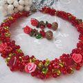 Nouvelle collection bijoux: au nom de la rose...