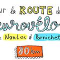Eurovélo 6 : de Nantes à Pornichet #2