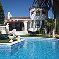 Location villa piscine amarre empuriabrava