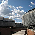 Architectures modernes à Flaminio (4/7). L'auditorium de Renzo Piano.