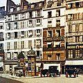Paris 1907-1914 in color