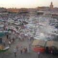 la Place Djeema el Fna