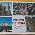 Orléans - cathédrale Ste Croix