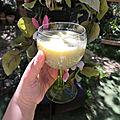 Smoothie kiwi ananas banane