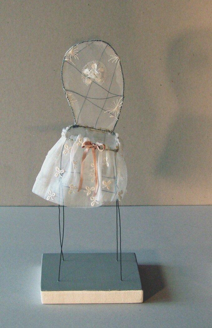 Chaise de la mariée partie - 2007