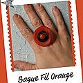 bAGUE ORANGE (B215)