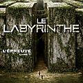 L'épreuve livre 1 : le labyrinthe