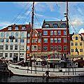 Nyhavn, danemark