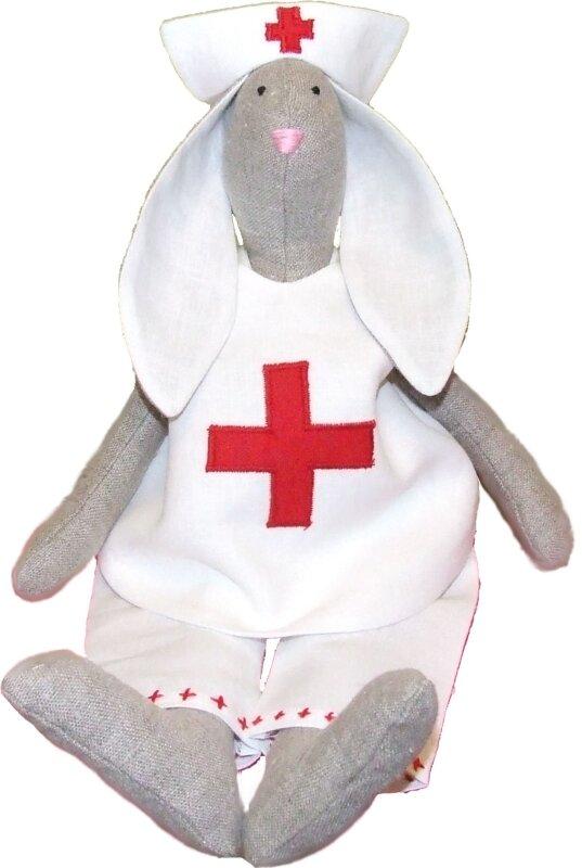 Lapin infirmière 2