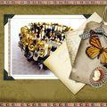 Des perles, des épingles à nourrice....et voilà un petit bracelet