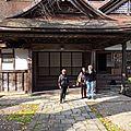 Quatre bordelais au Japon
