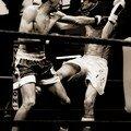 1/4 de finales - championnat de france de kick boxing