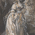 The Morgan opens an exhibition solely focused on <b>Thomas</b> <b>Gainsborough</b>'s works on paper