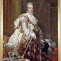 29 mai 1825 : Sacre de Charles X