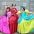 Anastasia, Lady Tremaine & Drizella
