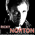 RICKY <b>NORTON</b> a GRACELAND (memphis tennessee ce 16 aout 2012)